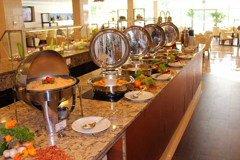 elegant Dining at the Jamaica Pegasus Hotel